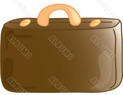 Illustration of a Briefcase Icon