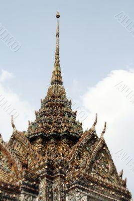 Inside Wat Arun Temple