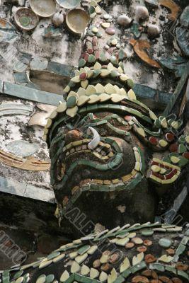 Wat Arun Temple detail