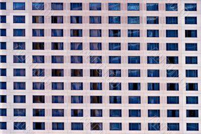 Hotel windows