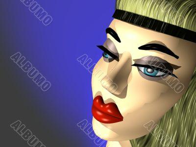 virtual the girl