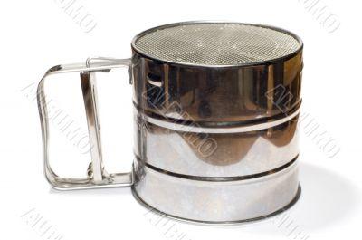 tankard for bolting flour