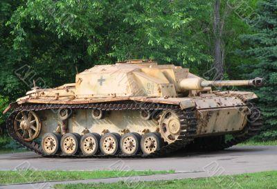 Heavy tank ` Tiger `
