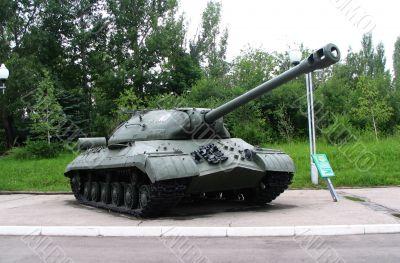 The heavy tank
