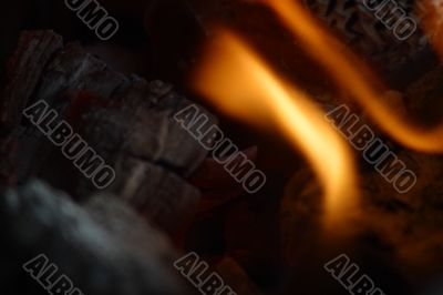 fire, effect,