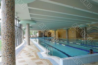 Pool, action, aquatic