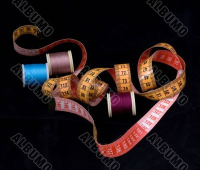 tape-measure and coils