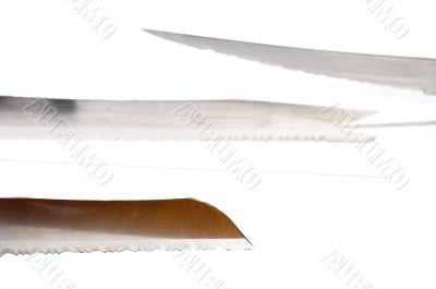 Set kitchen knife