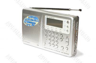 receiving set radio