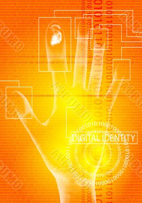 digital identity orange