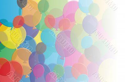 Ballons fade