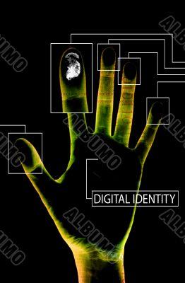 digital identity black