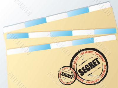 business folder secret