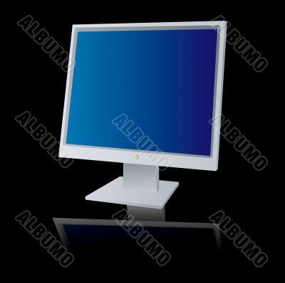 monitor reflect