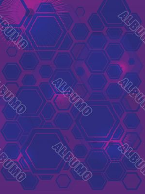hexa gone flash purple