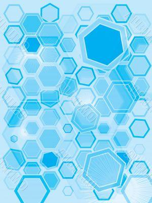 hexa gone flash blue
