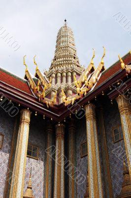 The Grand Palace, Bangkok, Thailand.