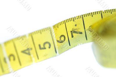 yellow centimeter