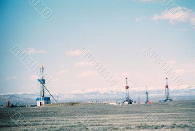 North Jonaha  Oil Rig Field