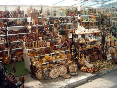 Trade souvenirs