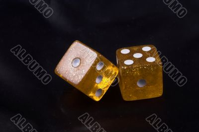 assorted dice