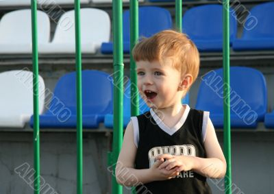 The future football fan