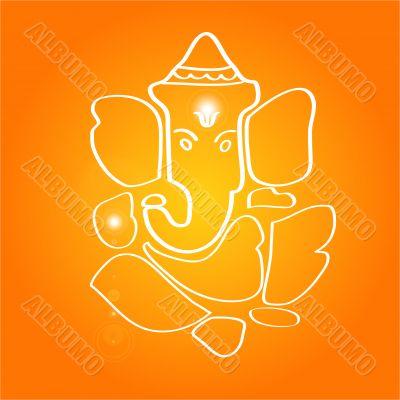 Sri Ganesha - The Indian God