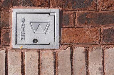 water meter cover