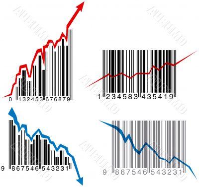 Barcode graphs
