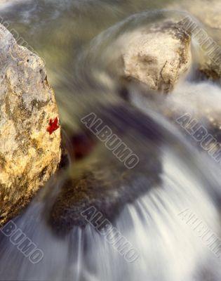 Rushing Water (V)