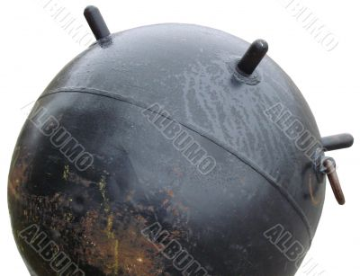 Soviet WW-2 marine mine