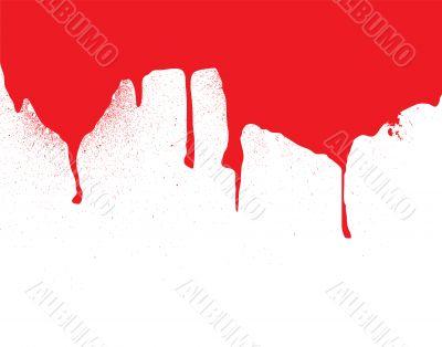 header blood dribble