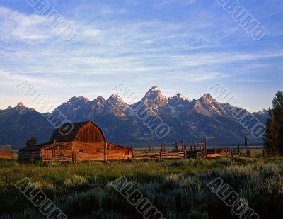 Teton Ranch #2