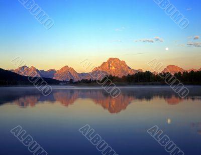 Mt Moram & Snake River #4