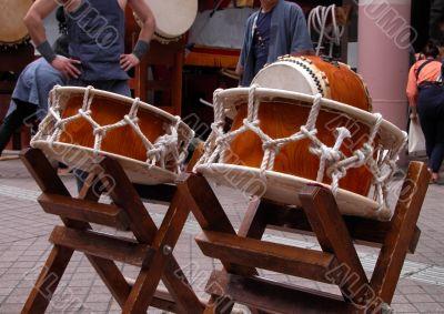 Japanese festival detail
