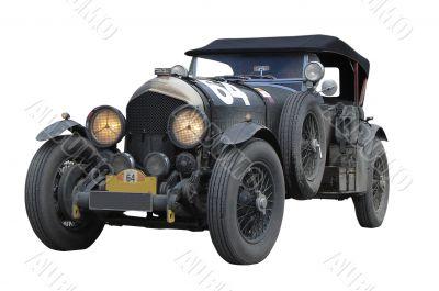 Rare Rally Car