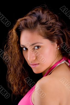 Latin girl JLo style