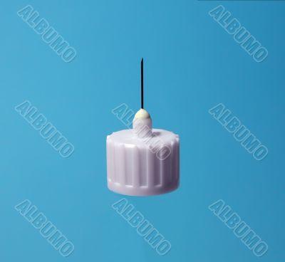 Intradermic needle