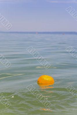 orange sails seaborne