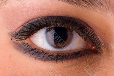 Eye close up 1
