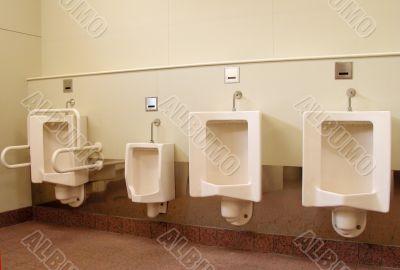 Men`s toilet
