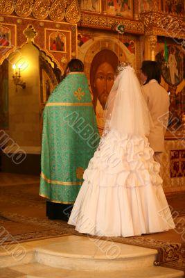 Ceremony in Church