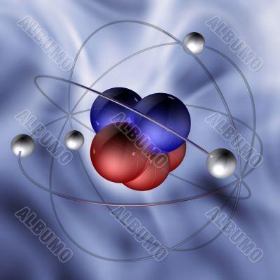 Atom molecule 1