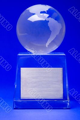 Award with space for your text