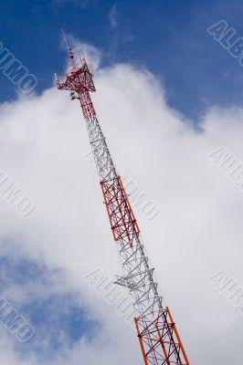 Communication tower 1