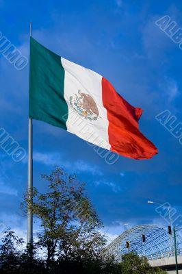 Big Mexican Flag 1