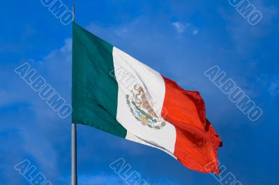 Big Mexican Flag