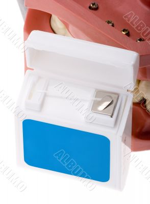 Dental Thread Box