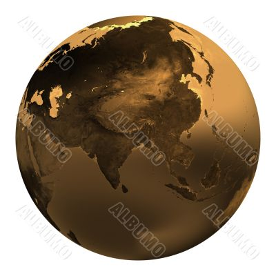 Gold earth 3