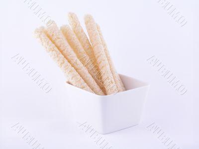 bowl of snack for children